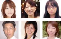 体験者たちの顔写真