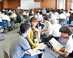 名古屋市社会福祉協議会クレーム対応研修。