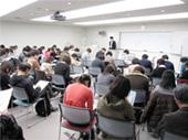 社会福祉法人社会福祉協議会での研修の様子